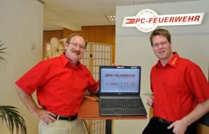 PC-Feuerwehr Emmingen